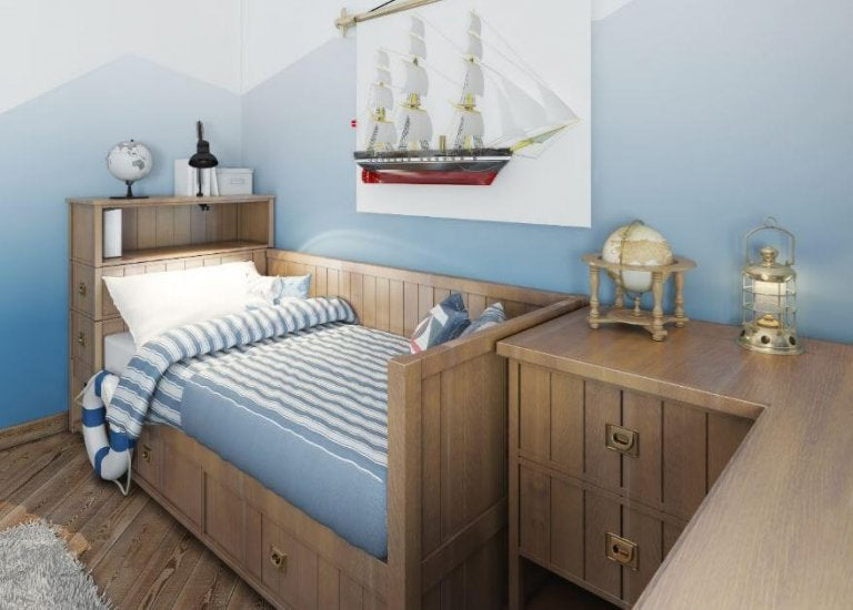 4 Storage Beds Your Child Will Love