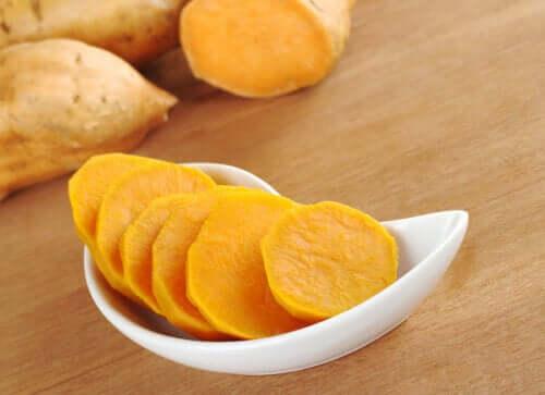 Seven Properties of Sweet Potatoes
