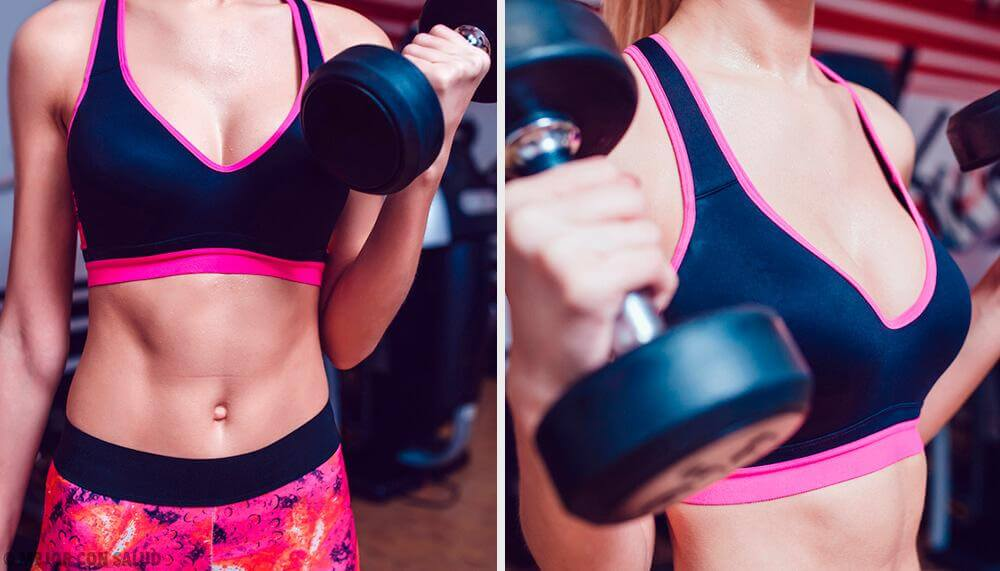 This Exercise Routine Will Help You Tone Your Breasts
