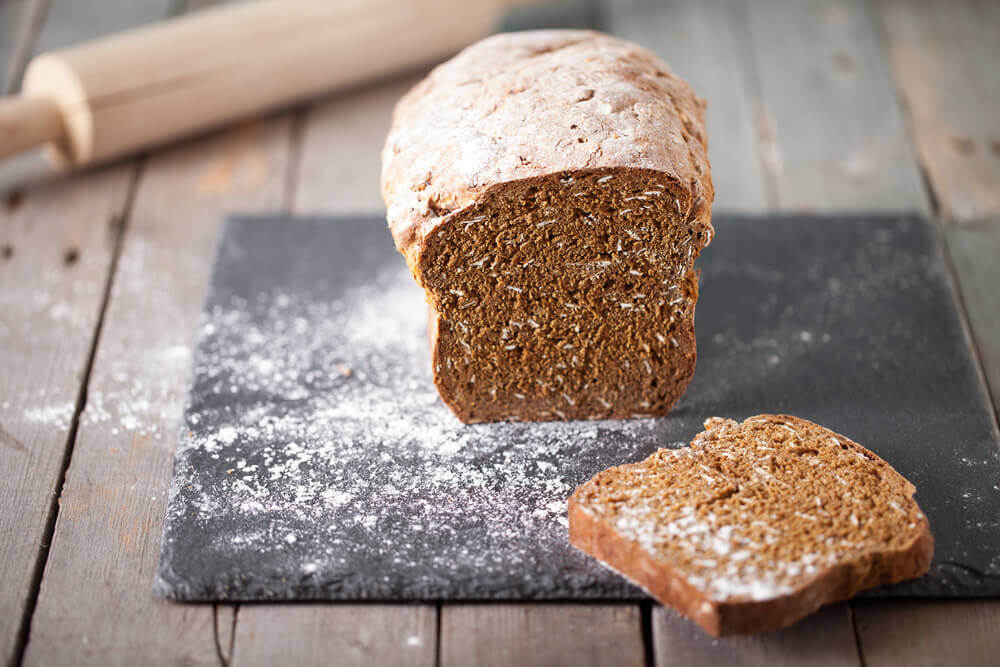 3 Whole Grain Bread Recipes