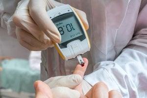 simple sugars: glucose measuring