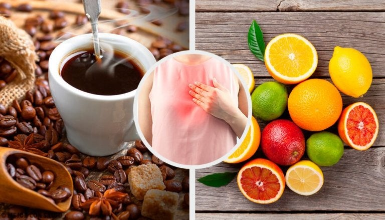Seven Types of Food to Avoid if You Have Acid Reflux