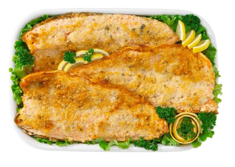Prepare Fish Au Gratin at Home without an Oven
