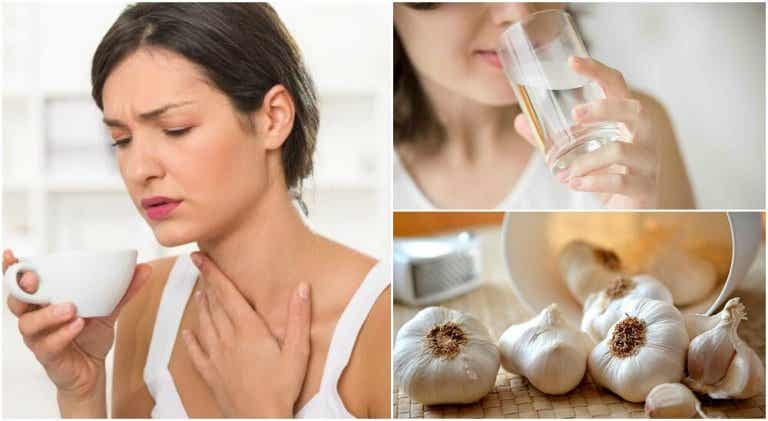 Have a Sore Throat? Fight it with These Tips