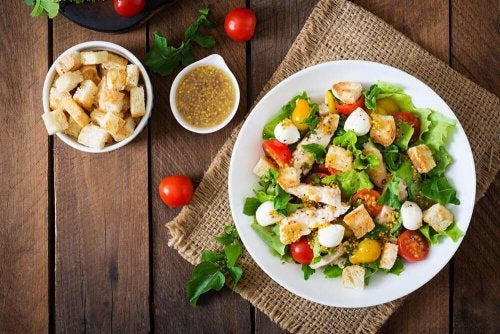 2 Caesar Salad Recipes