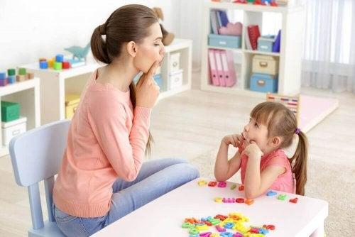 Promote Speech in Children