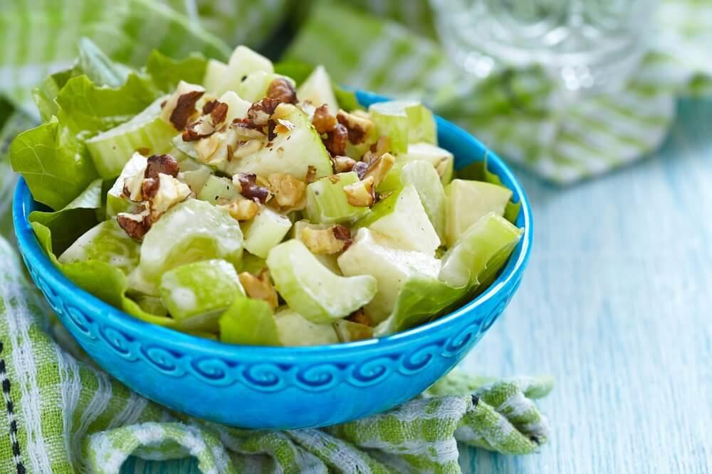 رژیم غذایی پنج روزه سیب برای کوچک کردن سریع شکم