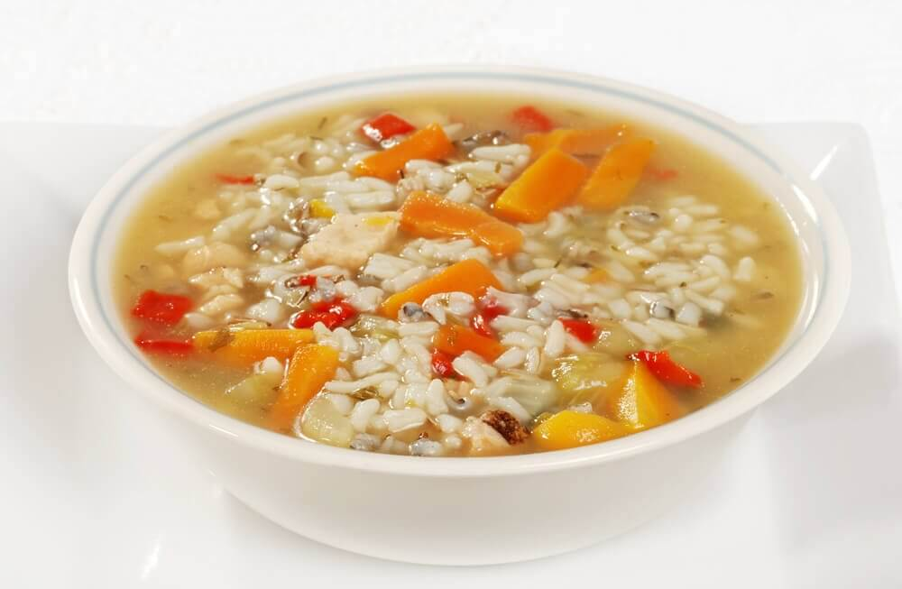 3 Soups to Recover From Diarrhea