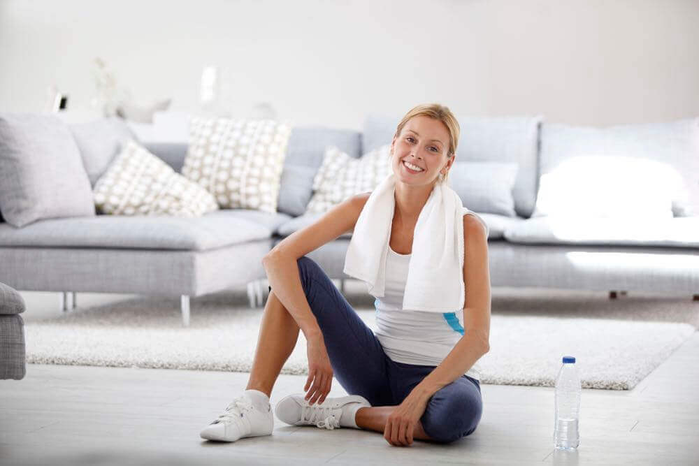 The Best Exercise Routine To Do At Home
