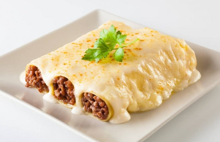 How to Make Chicken Cannelloni