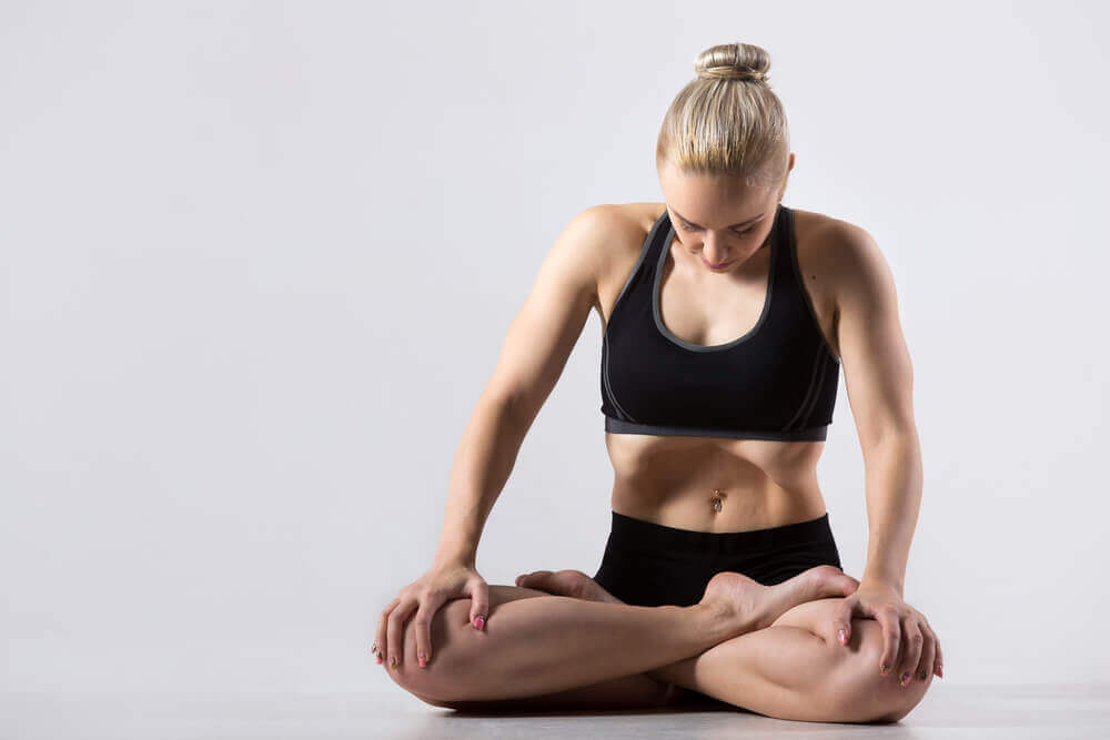 Practicing regular yoga improves your lung capacity