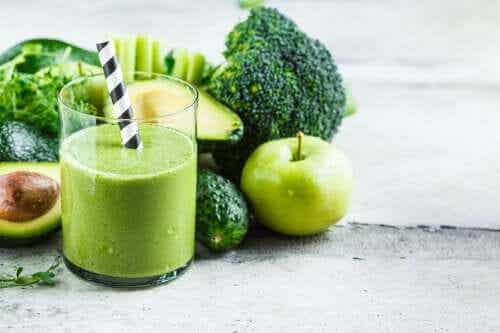 Broccoli Smoothie for Losing Weight