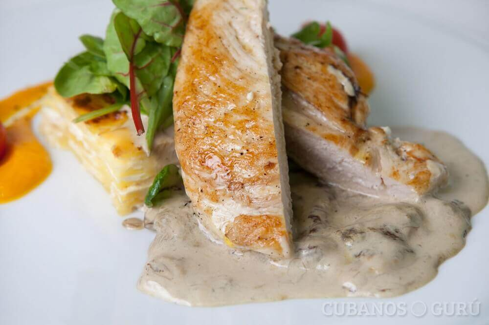Try this Recipe for Chicken in Cheese Sauce