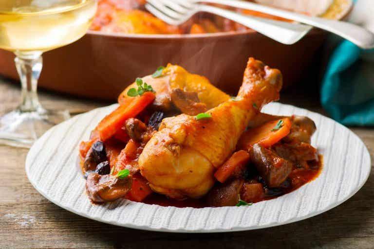 Grandma's Delicious Chicken Stew Recipe