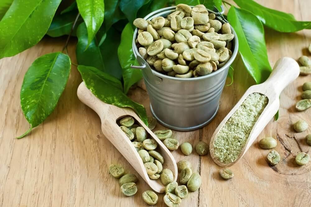 فواید قهوه سبز ، کاهش وزن و لاغری با قهوه سبز