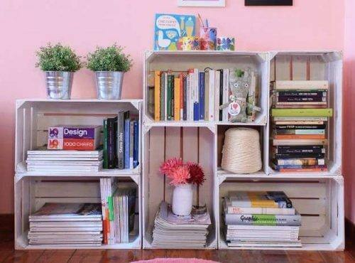 How To Make Your Own DIY Bookshelf At Home