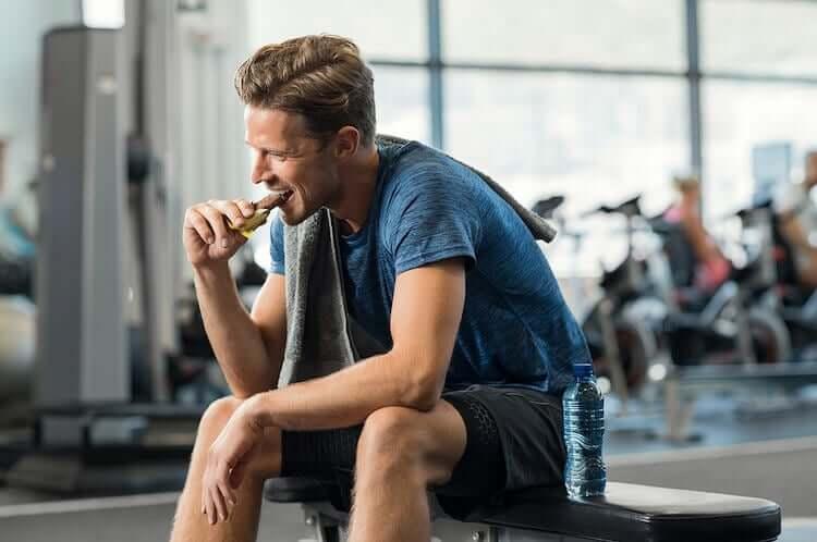 Daily caloric intake for men.