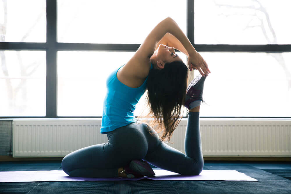 Five Yoga Exercises For Weight Loss