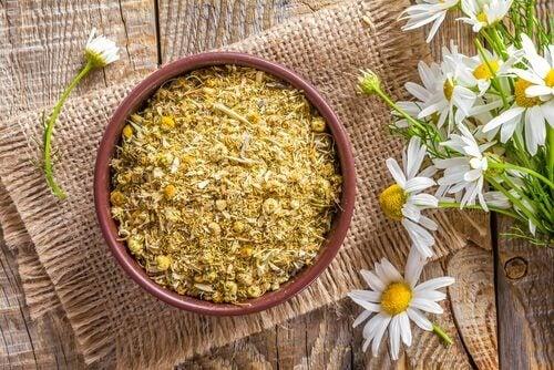 Natural chamomile
