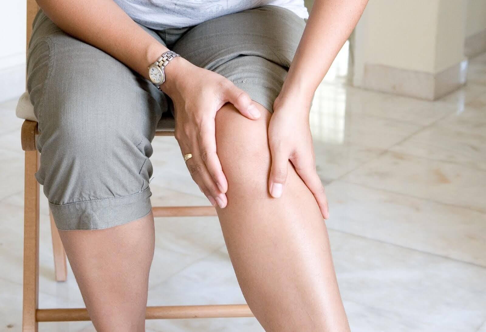 Leg pain.