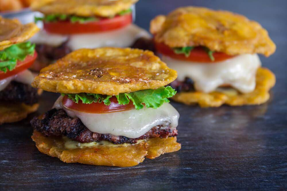 Learn How to Make Delicious Patacones (Fried Green Plantains)