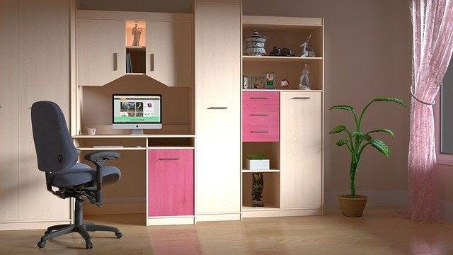 Organized room