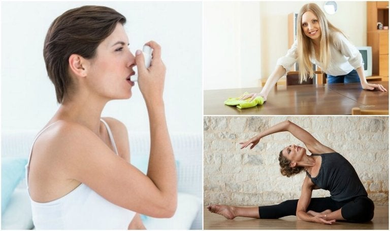 8 Tips to Treat and Control Asthma