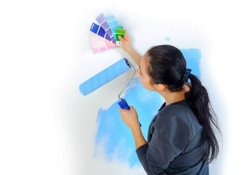 5 Techniques for Painting Your Home