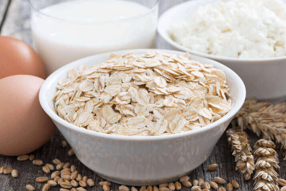 A bowl of oats for psoriatic nails
