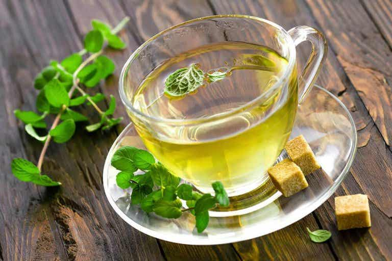 Mint Tea, Great for Weight Loss