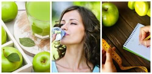 Lose Belly Fat by Following the Apple Diet