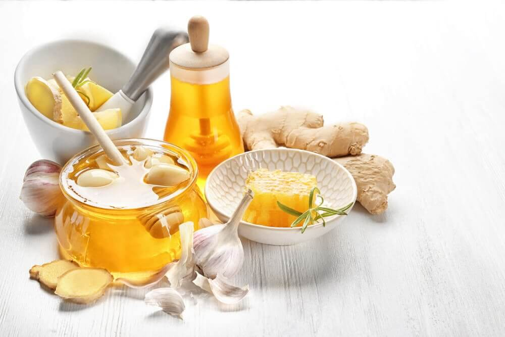 A Ginger, Garlic and Honey Remedy for High Cholesterol