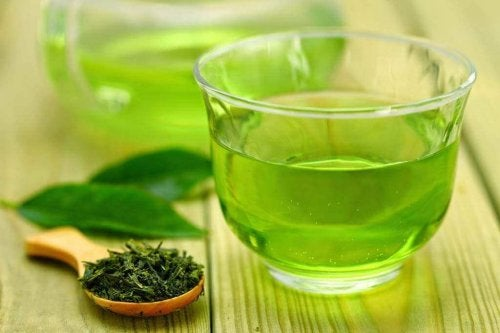 A healthy green tea for your diet