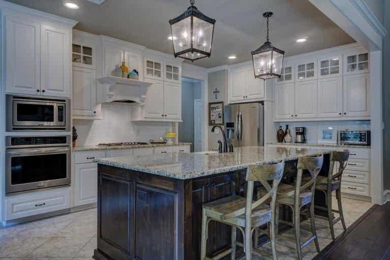 Five Green Formulas to Degrease Kitchen Furniture