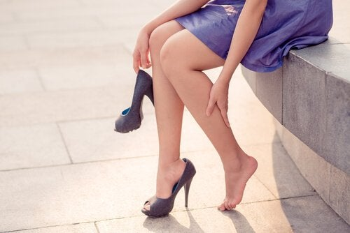 tricks for wearing heels