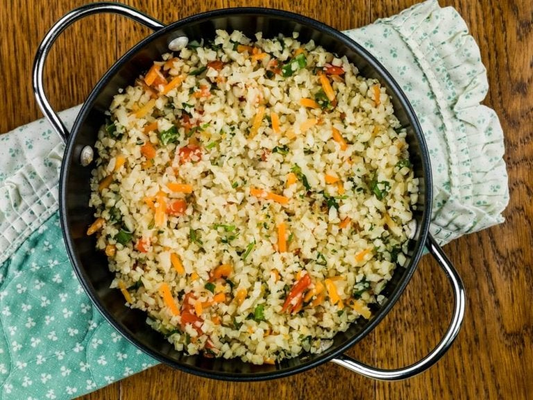 Make Delicious Mexican Cauliflower Rice with this Great Recipe