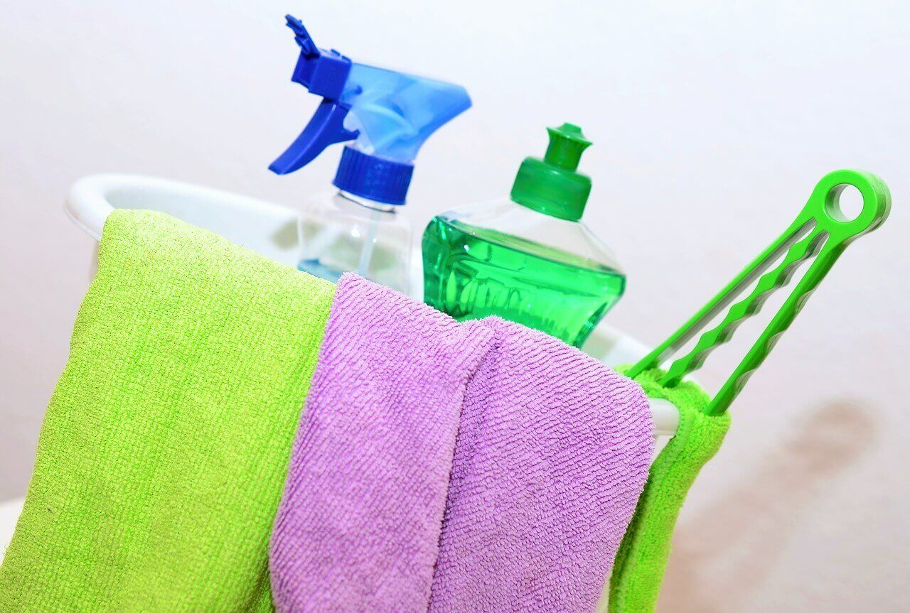 6 Forgotten Places to Clean in Your Home