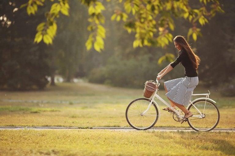 Four Benefits of Riding a Bike
