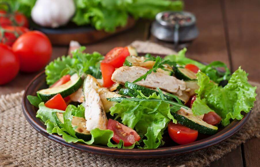 Chicken salad recipe - you must try it!