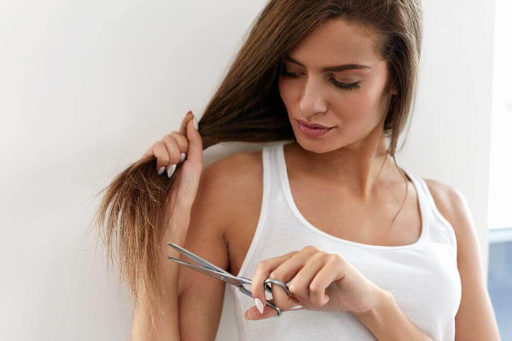 How to Fix Split Ends Without Having to Cut Them