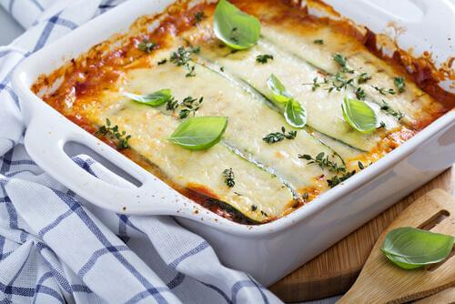 eggplant lasagna bolognese Stuffed Aubergines