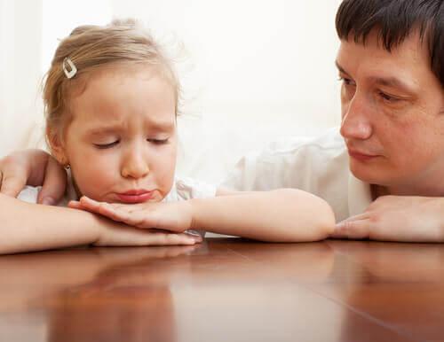 dysfunktionelle Familie &quot;width =&quot; 500 &quot;height =&quot; 386 &quot;/&gt;</figure><h3>Konflikte</h3><p>Es gibt <strong>ständige Konflikte zwischen den Eltern,</strong>unabhängig davon, ob sie getrennt oder noch zusammen sind.</p><div style=