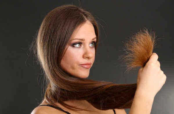 درمان های طبیعی ساده برای موهای آسیب دیده
