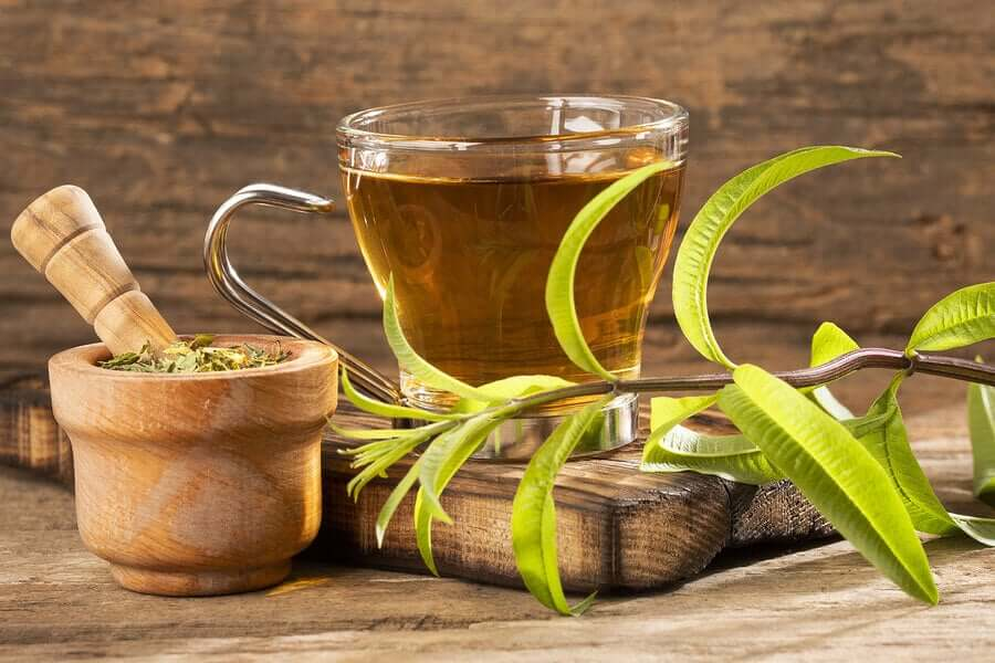 A cup of lemongrass tea to fight Helicobacter pylori.