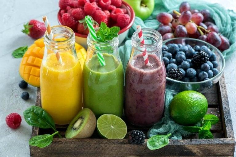 Three Ways to Make Vegan Smoothies