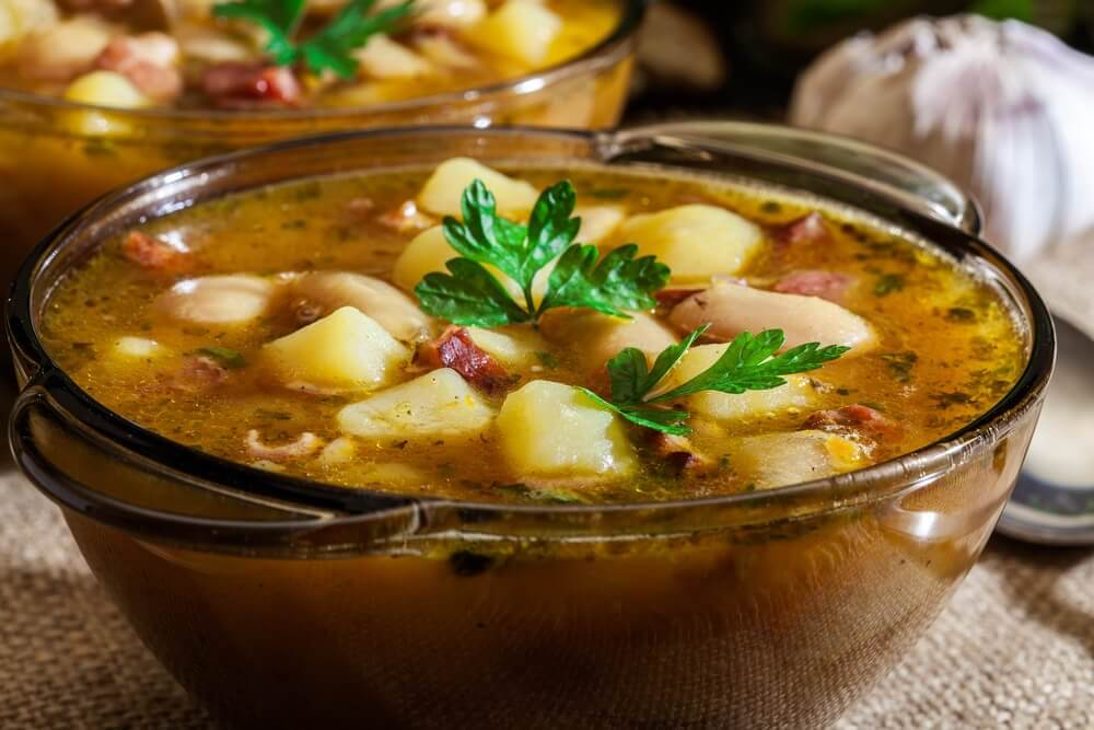 How to Make a Delicious Spanish Stew: Pote Gallego