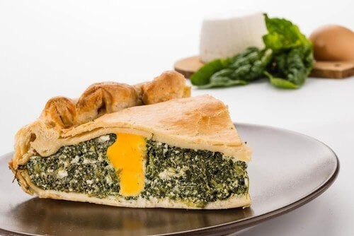 Learn How to Make a Healthy Spinach and Chard Pie