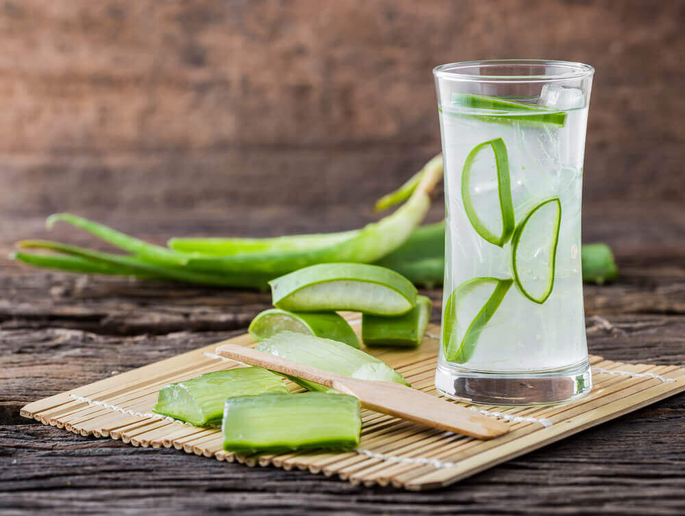Aloe Vera for Slow Digestion