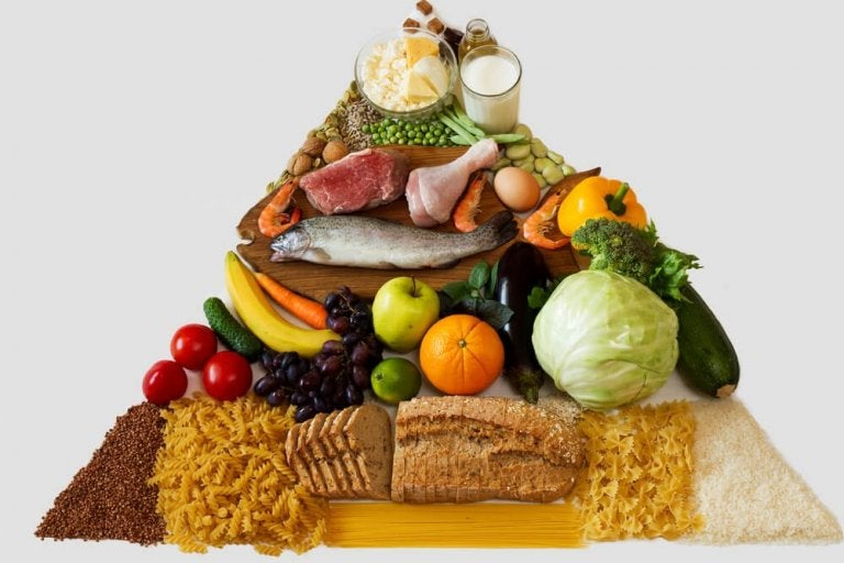 The New Food Pyramid for Healthy Living