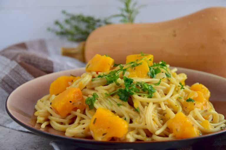Don't Miss this Delicious Spaghetti and Pumpkin Recipe